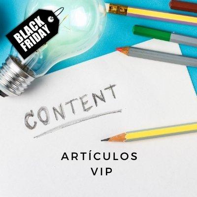 artículos VIP
